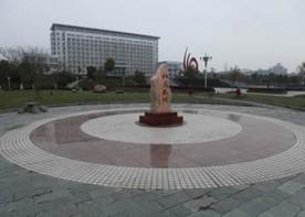 麻城杜鹃世纪广场