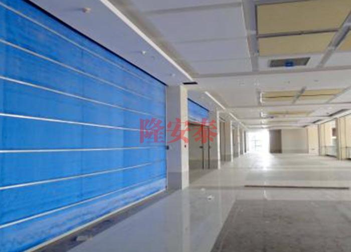武汉商场防火卷帘门